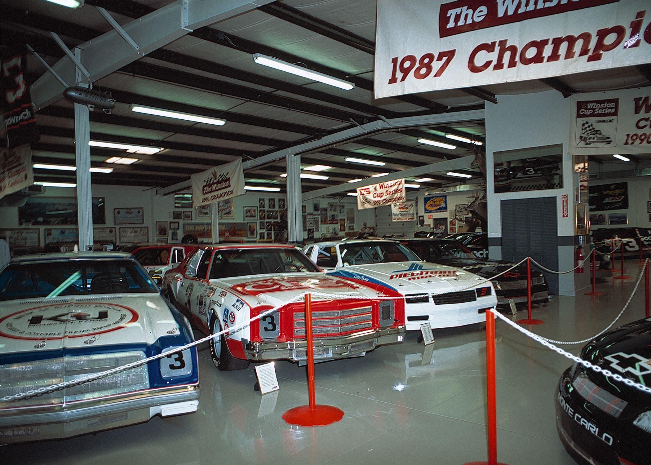 Richard Childress Racing Museum