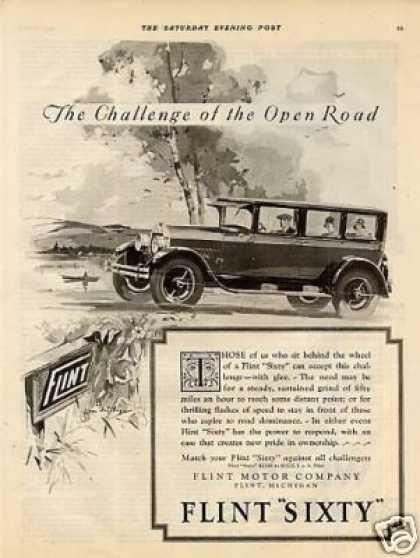 Flint Sixty Car (1926)