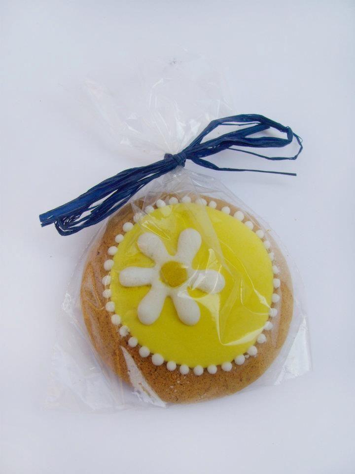 Floral cookie #cookies #flower #cute