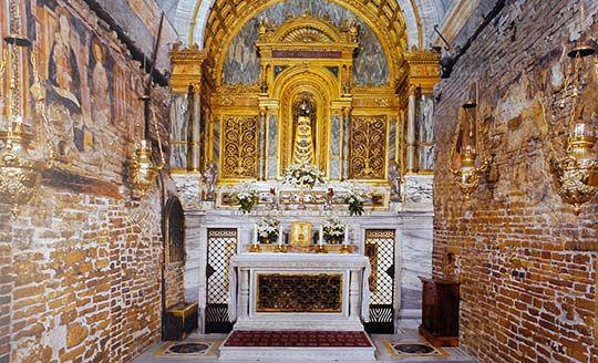 10 12 Santa Casa De Loreto Loreto Pope Benedict Xvi Pope Benedict