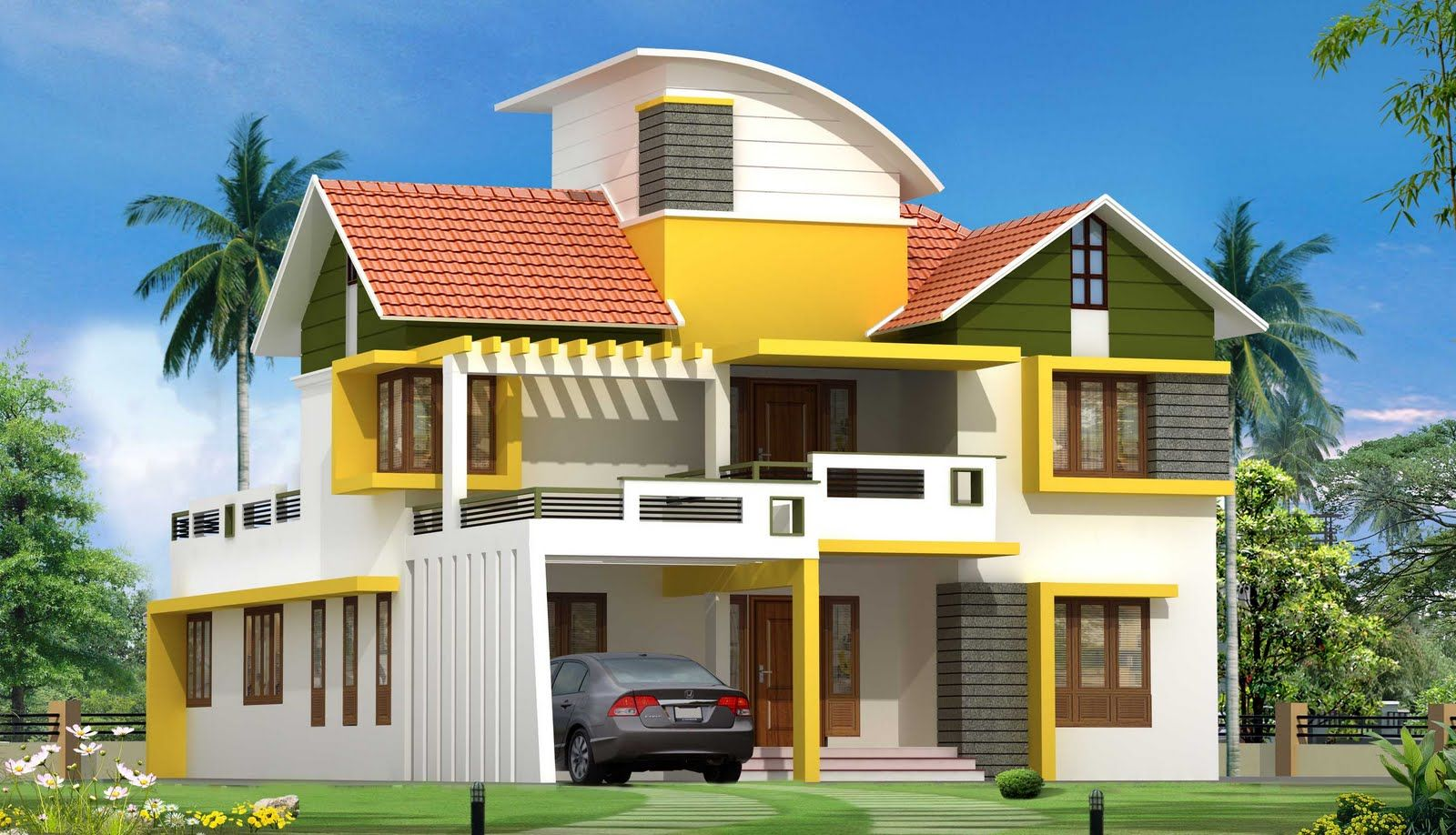 1000 images about home architecture on pinterest kerala home design and home elevation