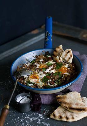 the-nomadic-kitchen | Beef Shakshuka