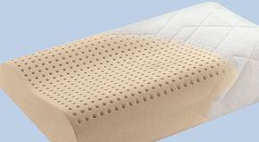 I cuscini in lattice andrebbero lavati spesso ecco come