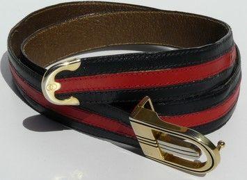 3a4efec084f0 Vintage Gucci Belt 90 cm or EU SIze 36 USA Size Sm. Get the lowest price on  Vintage Gucci Belt 90 cm or EU SIze 36 USA Size Sm and other fabulous ...