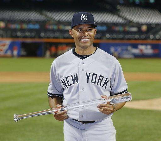 All Star Game 2013 Mariano Rivera Named Mvp As Al Defeats Nl 3 0 All Star New York Yankees Yankees Baseball