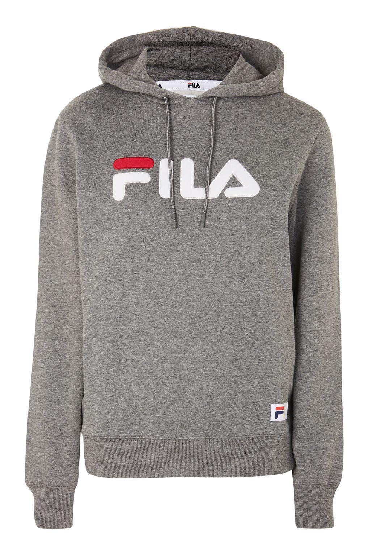 0f8b4e243cc Logo Hoodie by FILA - Hoodies   Sweats - Clothing