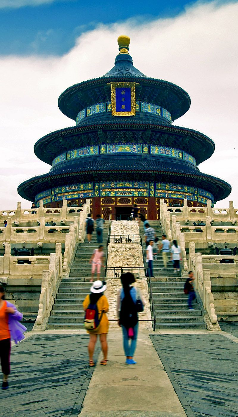 31 reasons you should visit china at least once in a lifetime the famous chinese symbol temple of heaven in beijing china buycottarizona Gallery