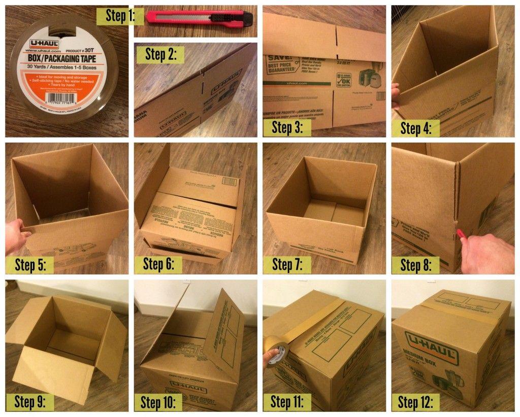 Boxes u haul