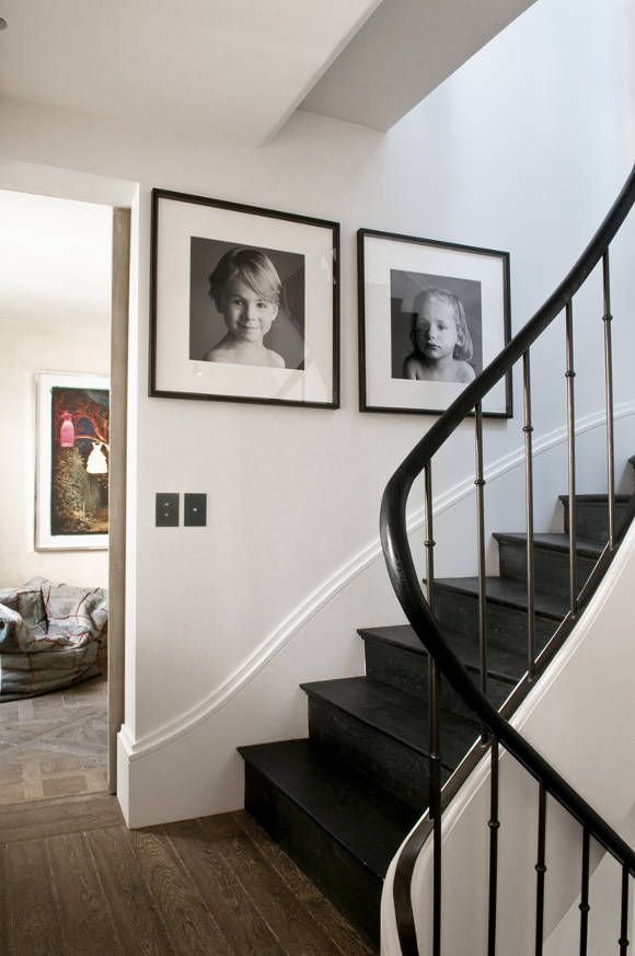large white staircase home tour rustic modern glamour in paris staircases portraits