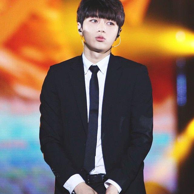 150523; 명수 ♡ Dream Concert | © holy_muse_ [#myungsoo #kimmyungsoo #명수 #김명수 #infinite #인피니트 #woolliment]