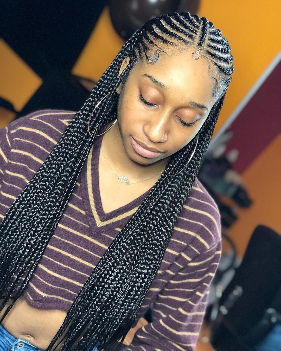 70 braided hairstyles for winter 2018 girls hairstyles