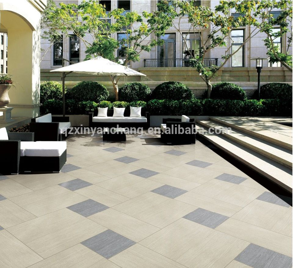 hot sale cheap price chinese plaza ceramic floor tile