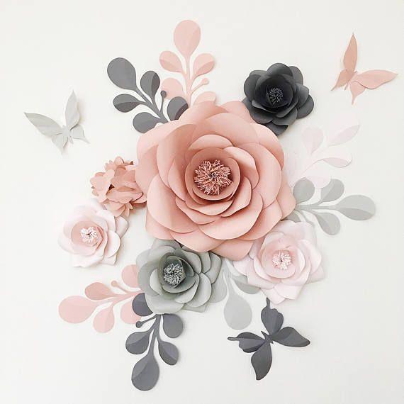 Flor de color set