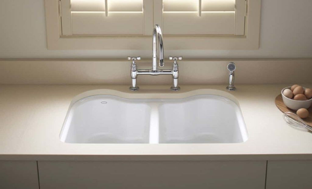 Aluminum Vs Cast Iron Sink Nel 2020