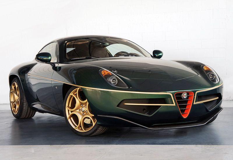 2013 Alfa Romeo Disco Volante Touring Klassicheskie Avtomobili