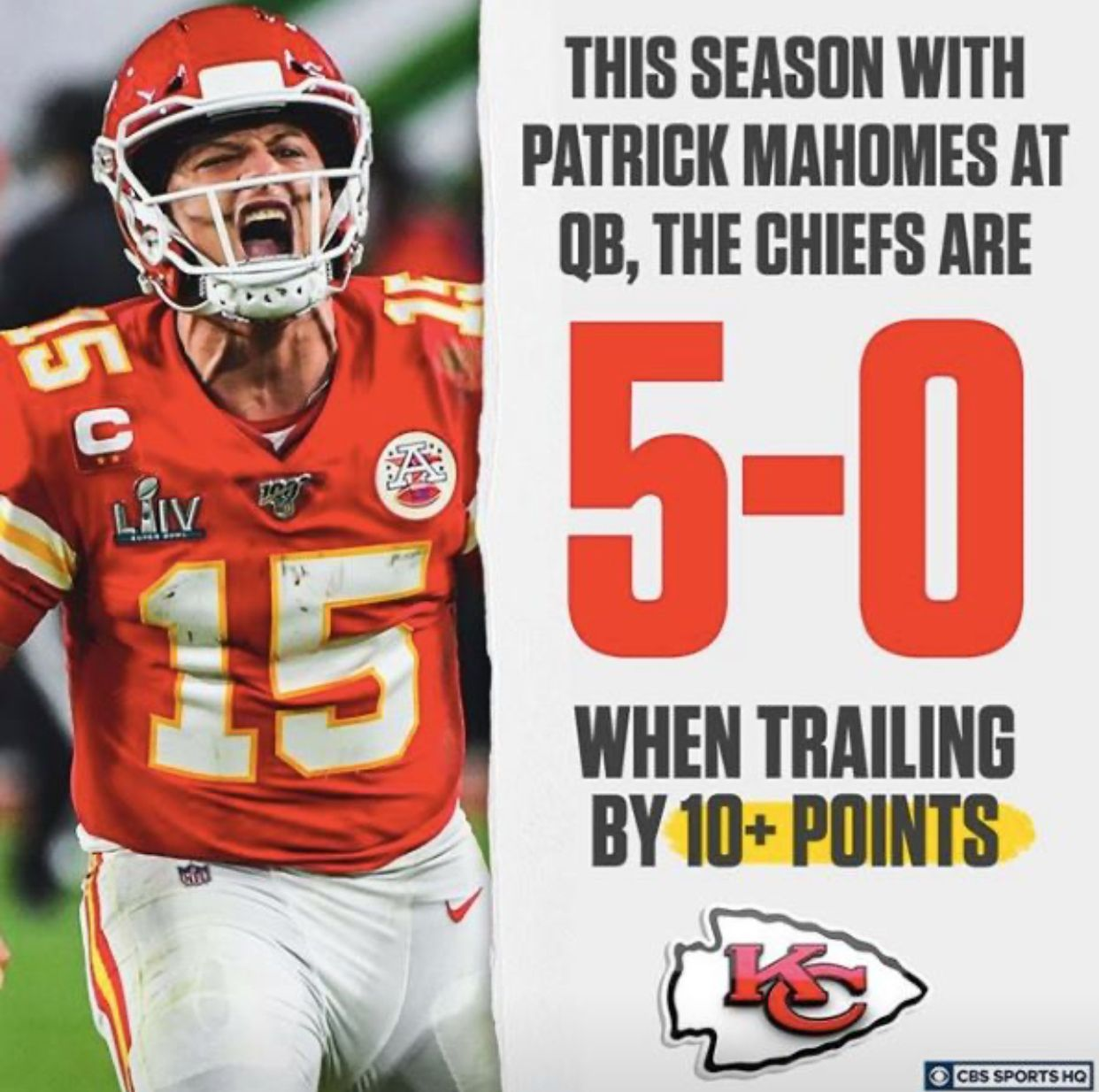 Pin By Kara Fabin On Kansas City Chiefs Arrowhead 4 0 In 2020 Kansas City Chiefs Football Kansas City Chiefs Cbs Sports