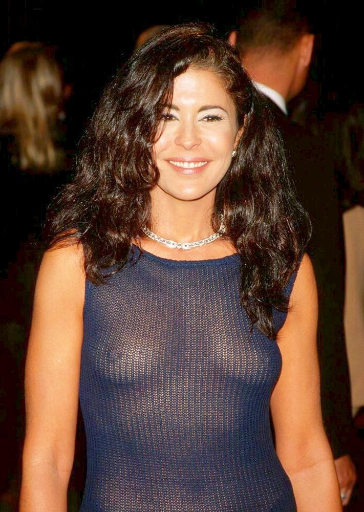 Maria Conchita Alonso Body