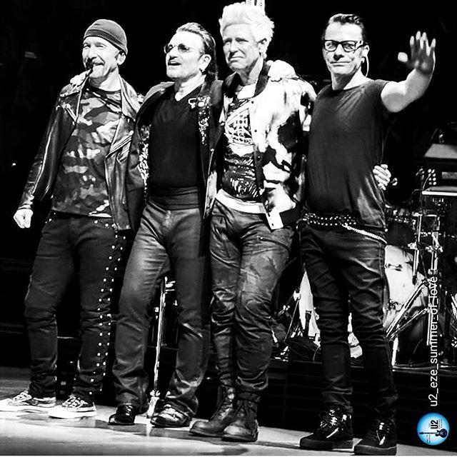 Repost From U2 Eze Summer Of Love U2 U2songsofexperience U2eitour Espritu2 U2 Eze Summer Of Love Esprit U2 U2 Songs Larry Mullen Jr Summer Of Love