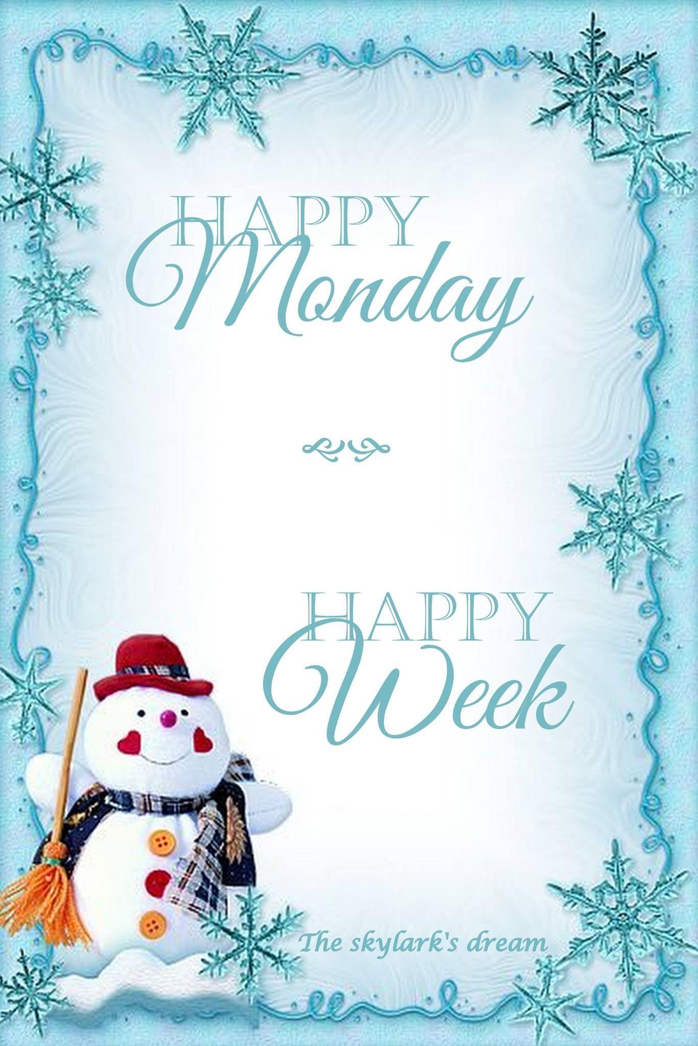 Happy monday happy week greetings more pinterest happy happy monday happy week m4hsunfo Image collections