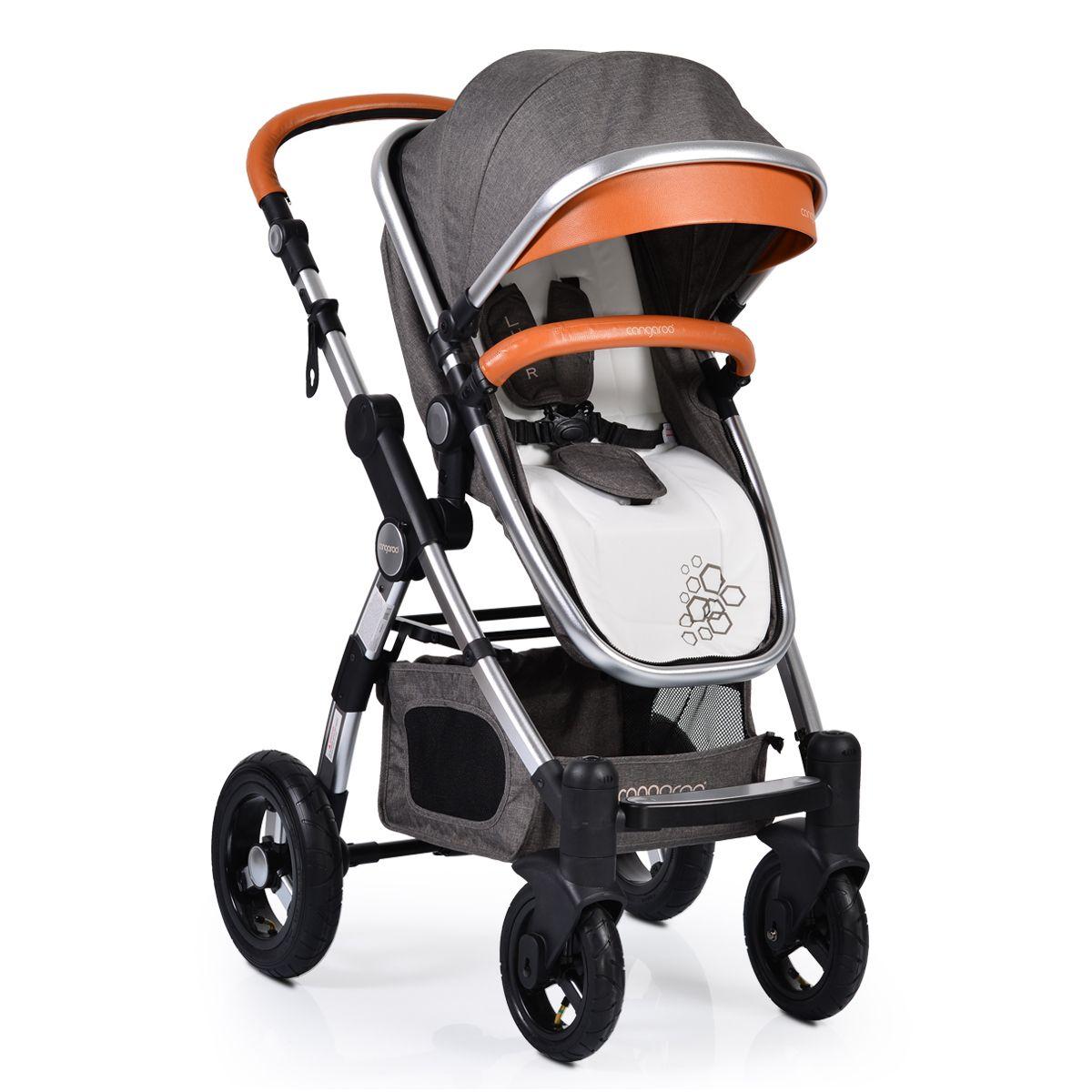 Cangaroo Комбинирана детска количка Luxor First baby