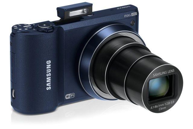 Samsung WB800F: Performance