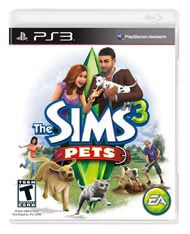 Ps3 Version For Ease Of Play Pc Version Might Conflict With Hannah S Account On Pc The Sims 3 Pets Sims Pets Sims