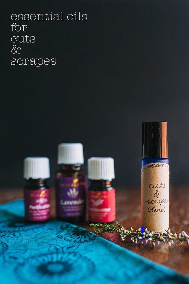 Ohdeardrea The Natural Medicine Cabinet Essential Oils For Cuts