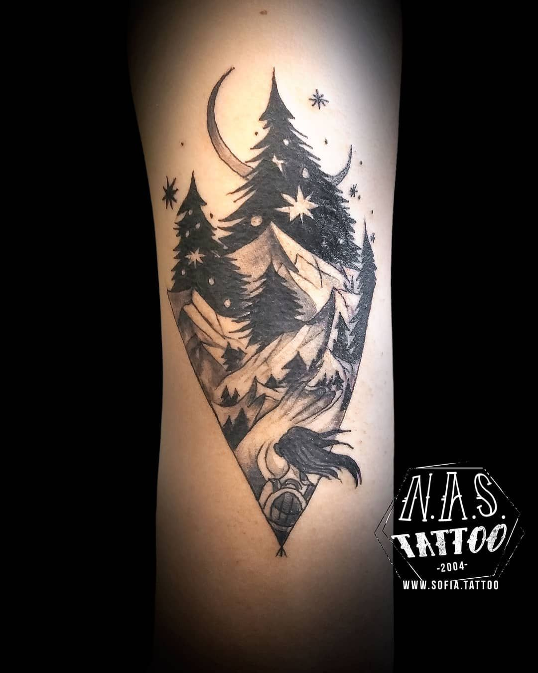 101 Amazing Mountain Tattoo Ideas You Need To See!