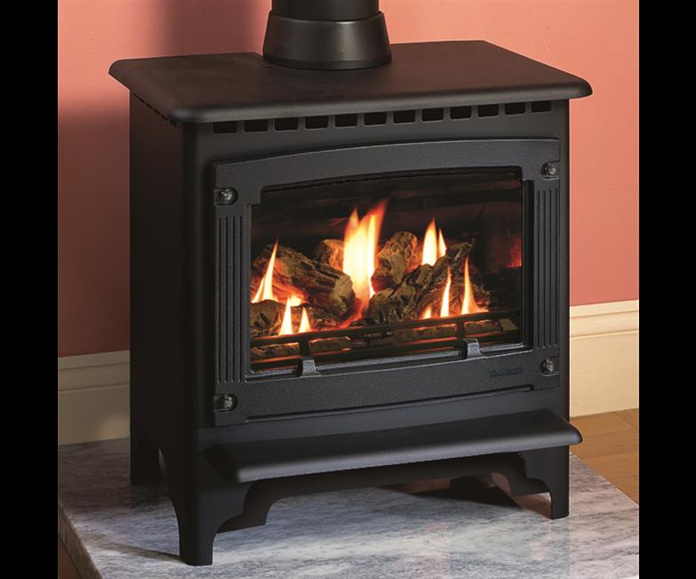 medium marlborough gas stove balanced flue free standing gas