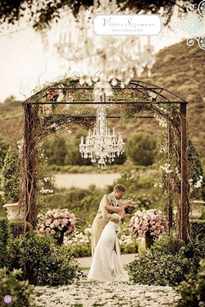Garden Wedding Chandelier Cloud9bliss For More Ideas Visit Venues Co Uk