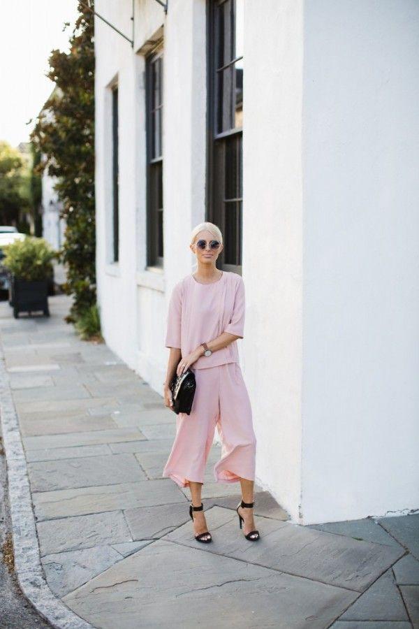75a1fc0a Chicwish Rouge Pink Set // Charleston Fashion Blogger Dannon, Like The  Yogurt