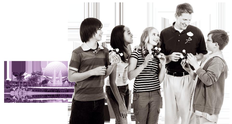 Educational Programs Disney youth programs, Youth