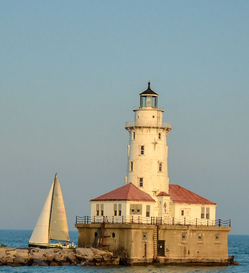 Chicago Lighthouse July 2012