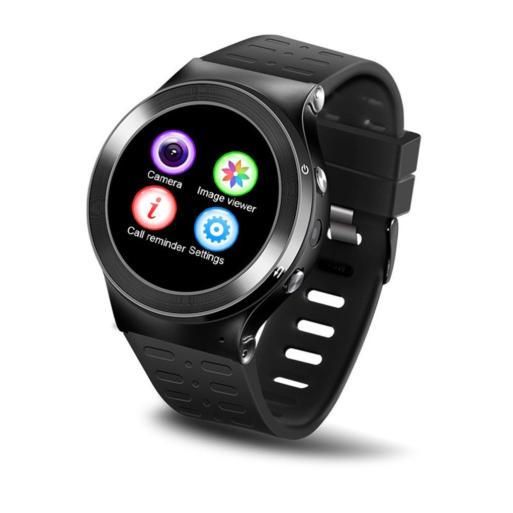 MEgal S99 1.33 Touch Screen Bluetooth 3Gtalk Smart Watch