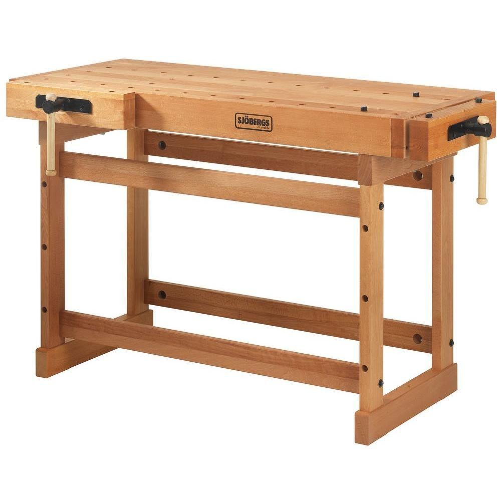 Pleasing Sjobergs Scandi Plus 6 Ft Workbench Products Short Links Chair Design For Home Short Linksinfo