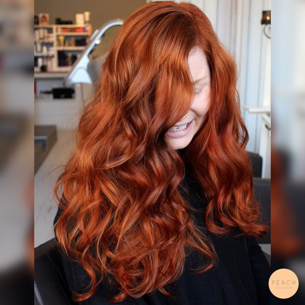 par italienska rött hår