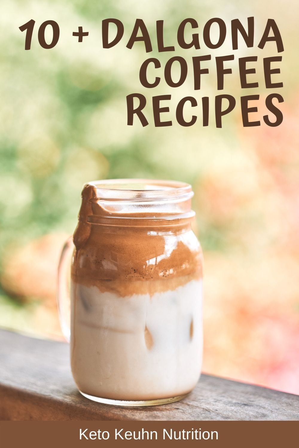 Tons of different dalgona, whipped coffee, recipes in this ...