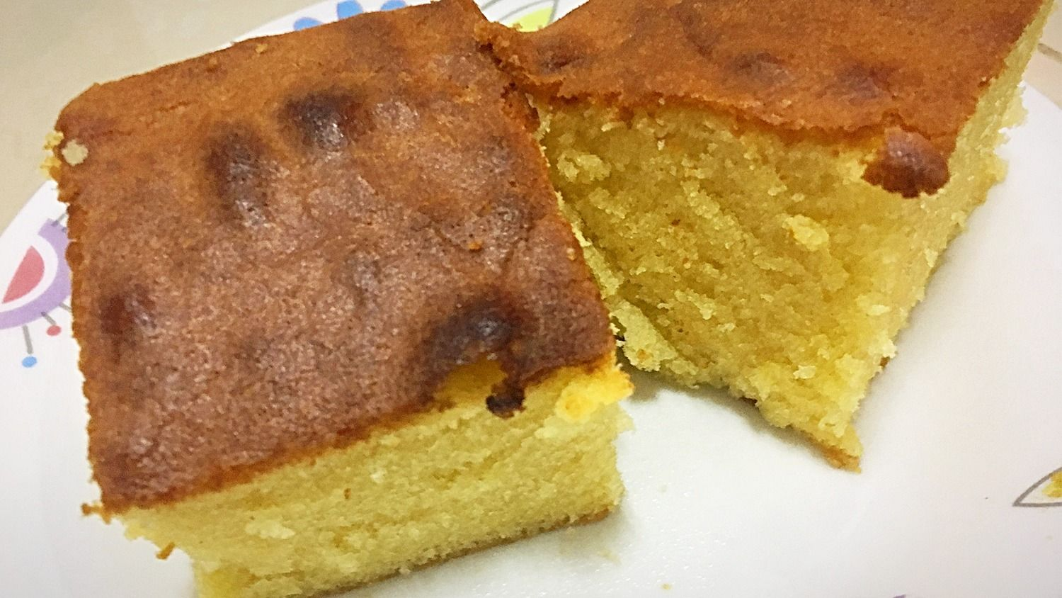 Sri Lankan butter cake is a classic for holidays, birthdays and ...