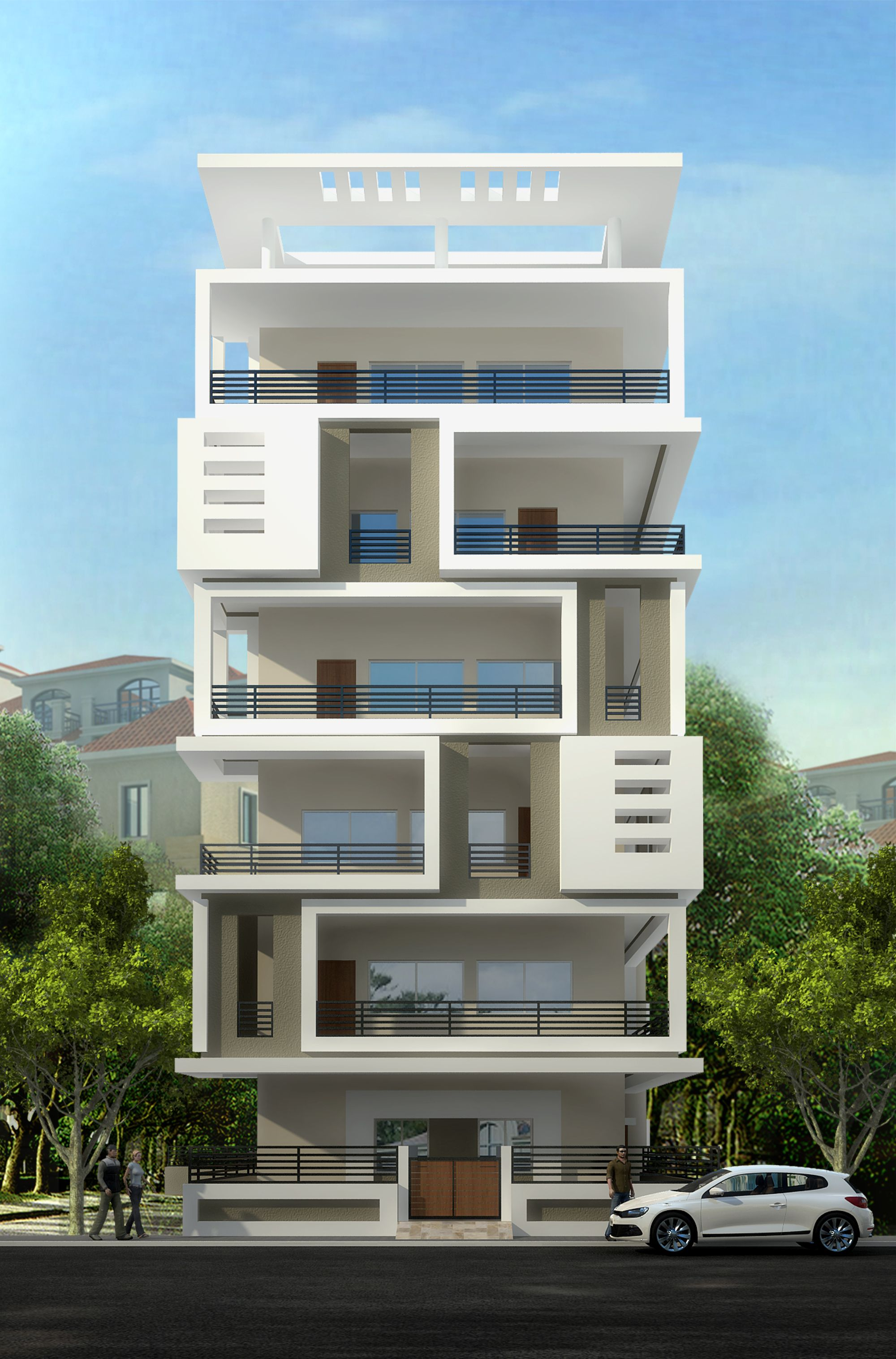 Pin By Sahana Shetty On Apartments Architecture Building Design