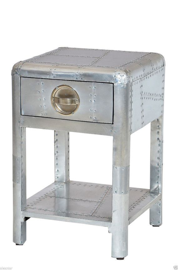 Best Small Nightstand Aluminum Clad Airplane By 400 x 300