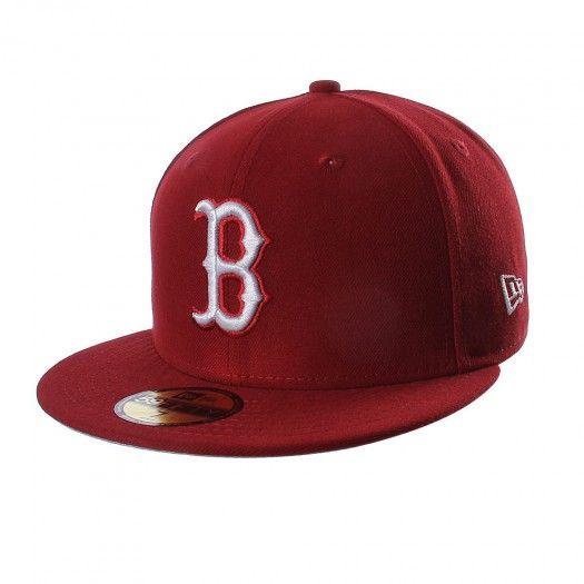 0cdb0aa7d3cb La gorra 5950 MLB Boston Red Sox de New Era está diseñada para que ...