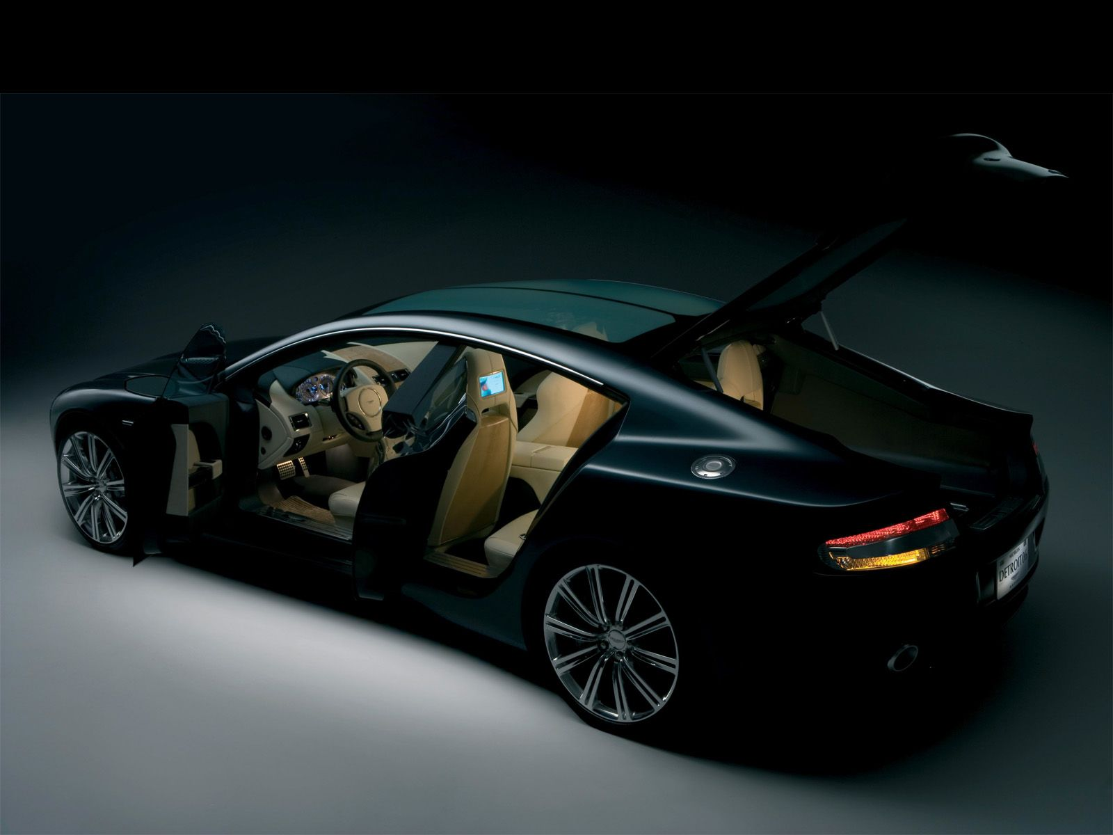 flyness exposed™ part 1. aston martin rapide. true power should be