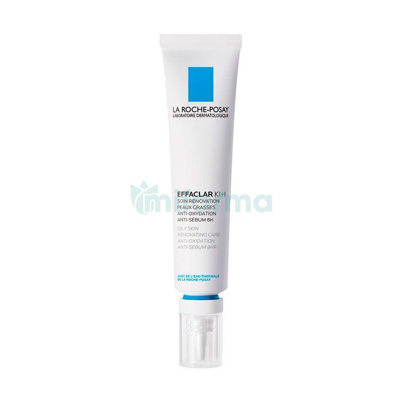 Effaclar K La Roche Posay 40ml Poros Obstruidos Tratamientos Faciales Piel Grasa