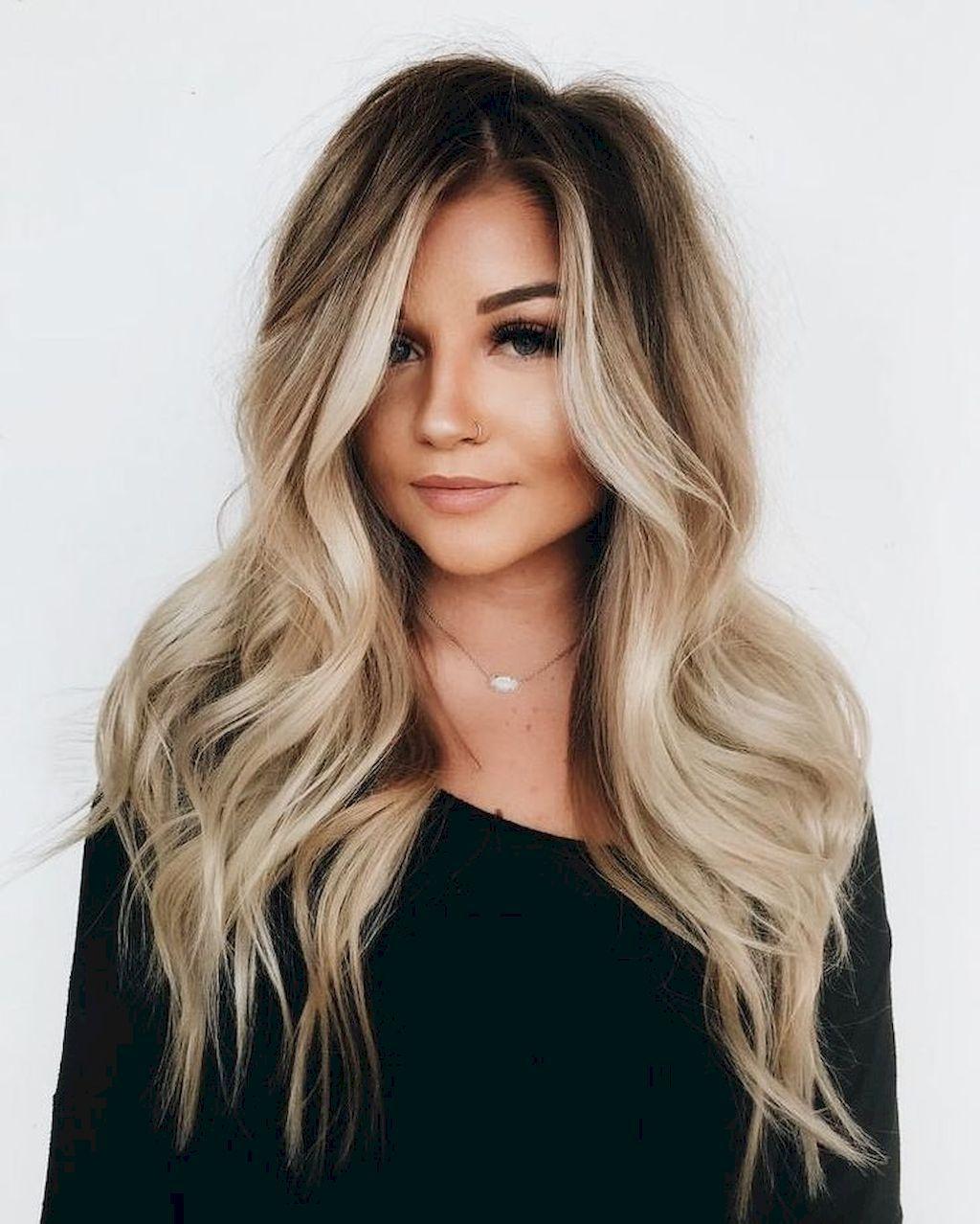 44 Beautiful Brunette Balayage Hair Color Ideas ...