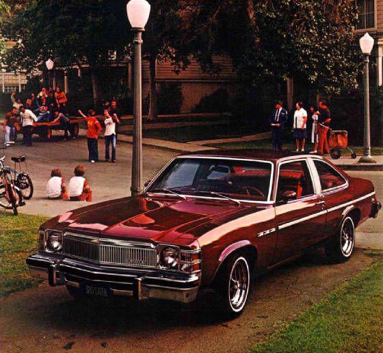 1985 buick skyhawk 2 door