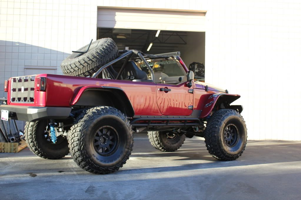 Supercharged JK Build - JKowners.com : Jeep Wrangler JK Forum