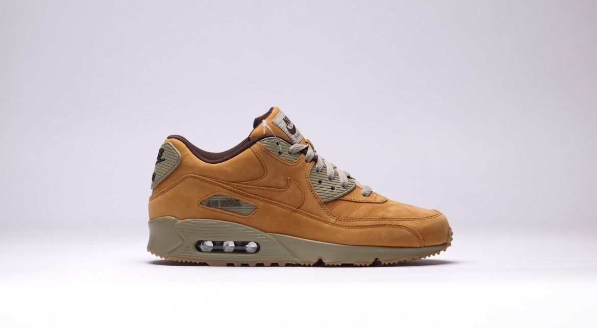 "Nike Air Max 90 Winter PRM ""Wheat"" Sneaker Bar 63b07854a"