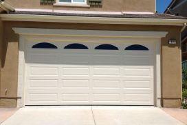 Garage Door Oxnard Steel Long Panel Series W Wide Cathedral Windows High R Value Garage Doors Garage Door Windows Doors
