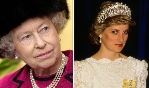 What Was Princess Diana's Relationship Like With Queen