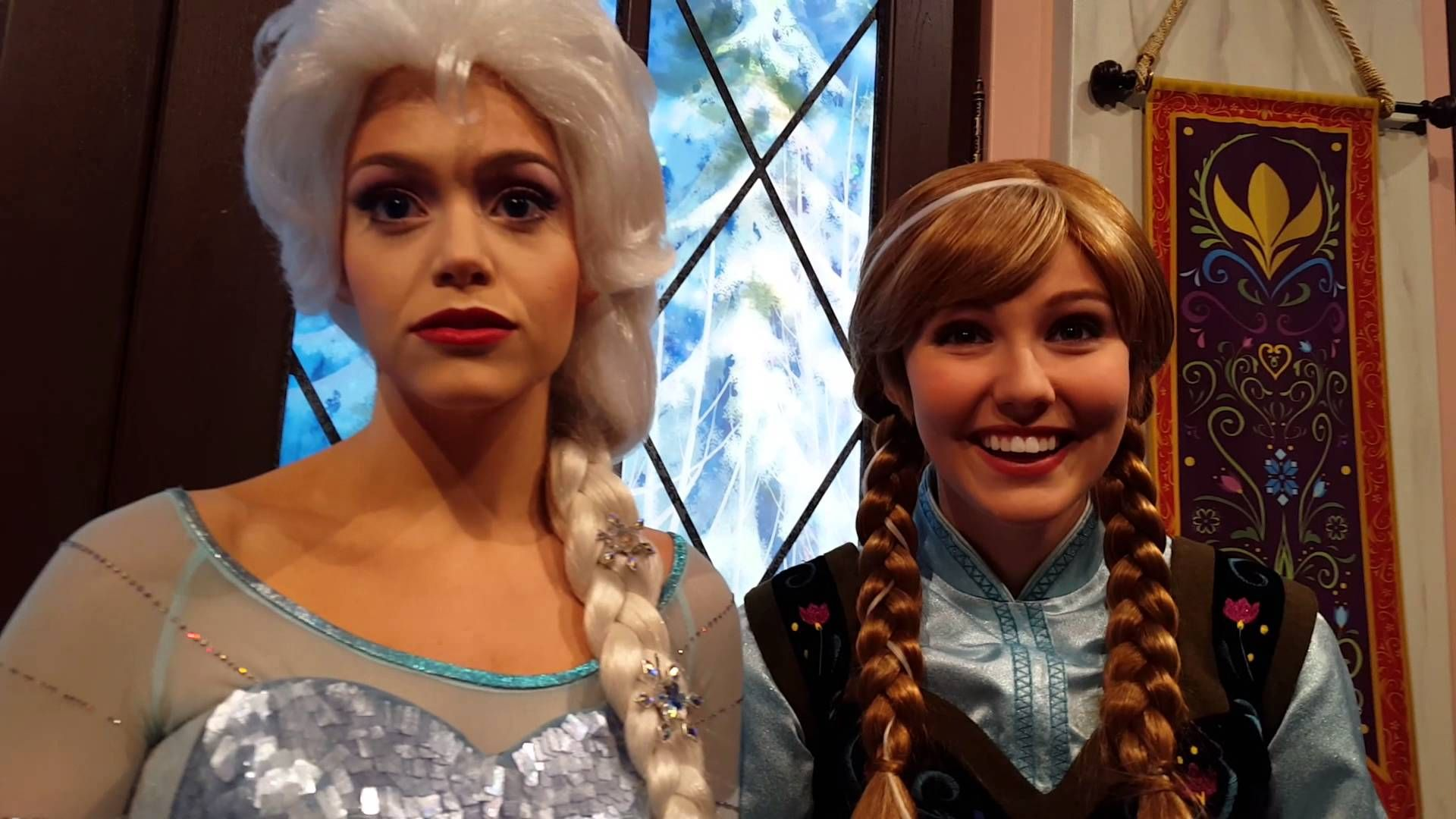 Pin by carl green on ironbat pinterest queen elsa elsa and meeting frozen sisters princess anna and queen elsa disney ca adventure during the diamond anniversary celebration on wednesday november 2015 m4hsunfo